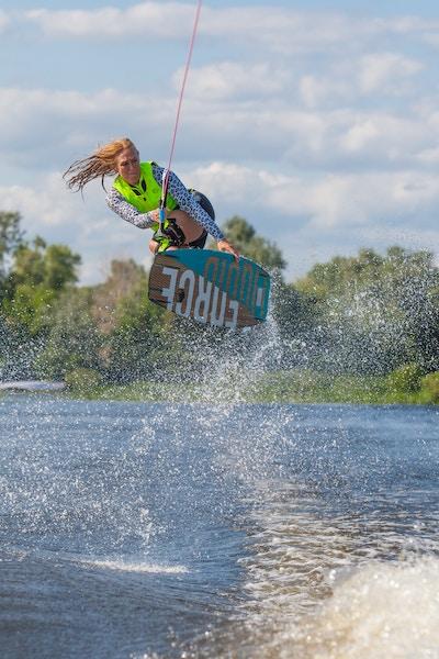 Emma Pickard at the 2019 Euros Ukraine - Photo Mark Osmond