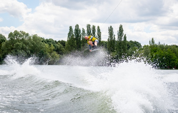 Dale Crossley at the 2019 UK Nationals
