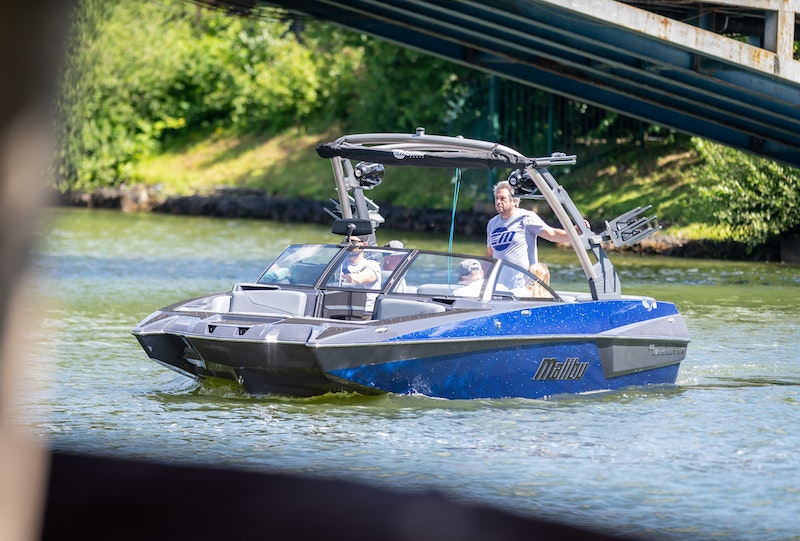 Malibu Boats at the 2019 UK Nationals