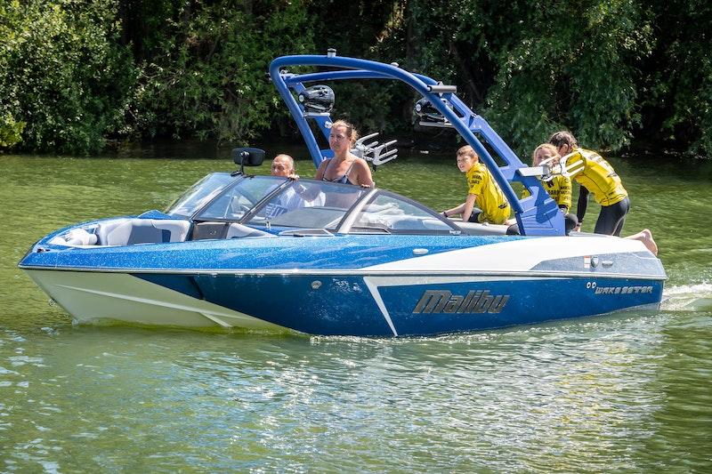 Malibu Boats at the 2019 UK Nationals