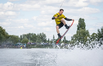 Matthew Mc Creadie at the 2019 UK Nationals - Photo Mantis Pro Media