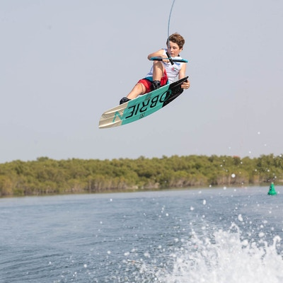 Joseph Humphries at the 2019 Worlds Abu Dhabi