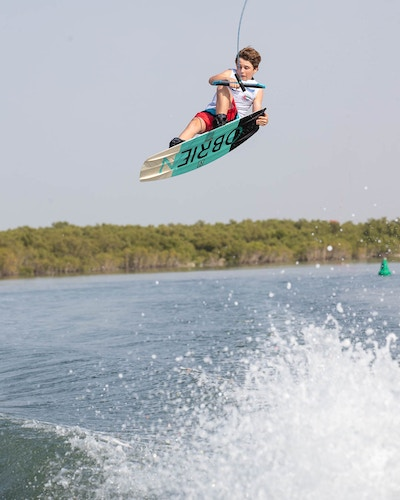 Joseph Humphries at the 2019 Worlds Abu Dhabi - Photo Chris West