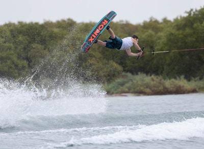 Matty Mc Creadie at the 2019 Worlds Abu Dhabi - Photo Chris West