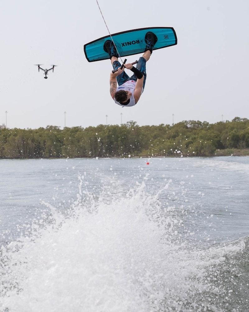Matty Mc Creadie at the 2019 Worlds Abu Dhabi