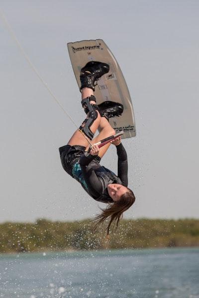 Charlotte Millward at the 2019 Worlds Abu Dhabi