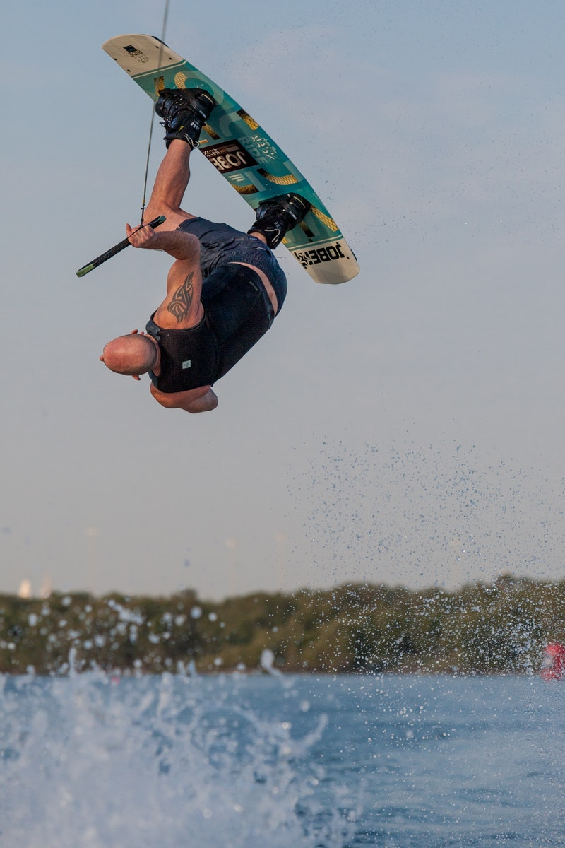 Dale Crossley at the 2019 Worlds Abu Dhabi