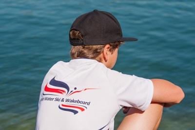 Joseph Humphries at the 2019 Worlds Abu Dhabi - Photo Mark Osmond