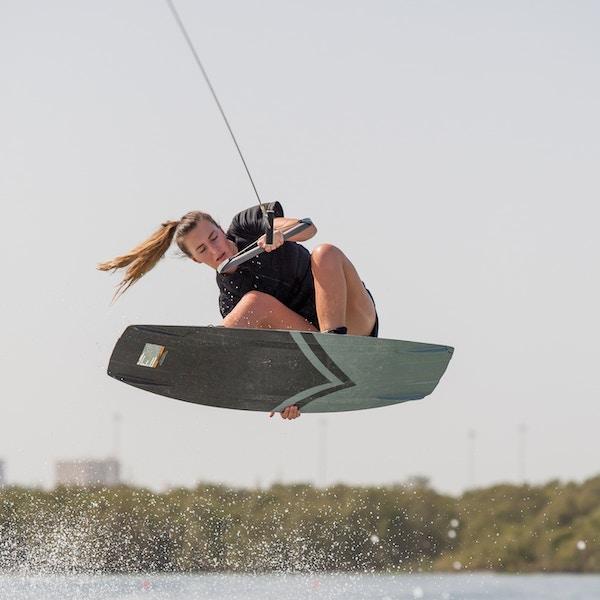 Katie Batchelor at the 2019 Worlds Abu Dhabi