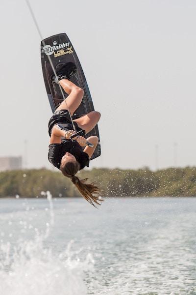 Katie Batchelor at the 2019 Worlds Abu Dhabi - Photo Mark Osmond