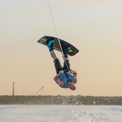 Mark Goldsmith at the 2019 Worlds Abu Dhabi