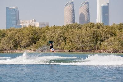 Mark Goldsmith at the 2019 Worlds Abu Dhabi - Photo Mark Osmond