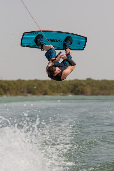 Matthew Mc Creadie at the 2019 Worlds Abu Dhabi - Photo Mark Osmond