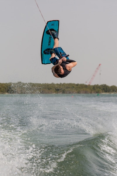 Matthew Mc Creadie at the 2019 Worlds Abu Dhabi - Photo Mark Osmond
