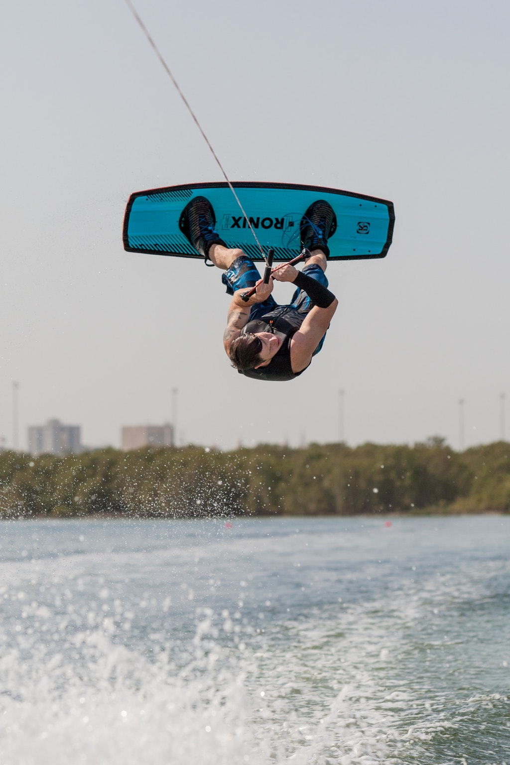 Matthew Mc Creadie at the 2019 Worlds Abu Dhabi