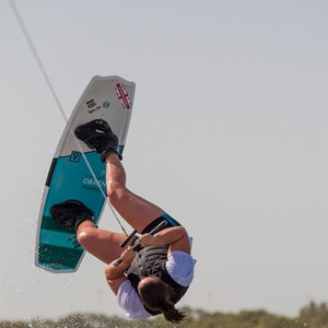 Melissa Lock at the 2019 Worlds Abu Dhabi - Photo Mark Osmond
