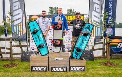 Scott O Keefe at the 2020 British Wakeboard Squad - Photo Mantis Pro Media