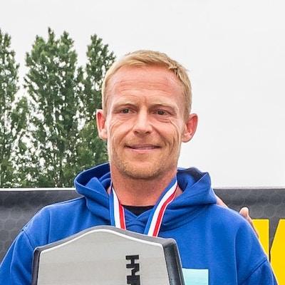 Scott O Keefe at the 2020 British Wakeboard Squad - Photo Mantis Pro Media