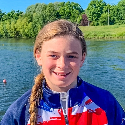 Baye Hoctor Duncan at the 2020 British Wakeboard Squad