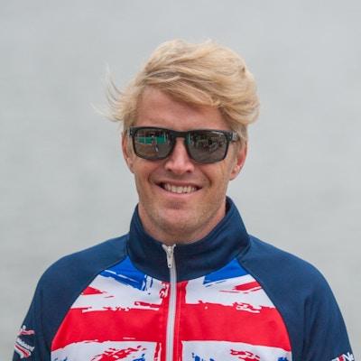 Dan Nott at the 2020 British Wakeboard Squad - Photo Mark Osmond