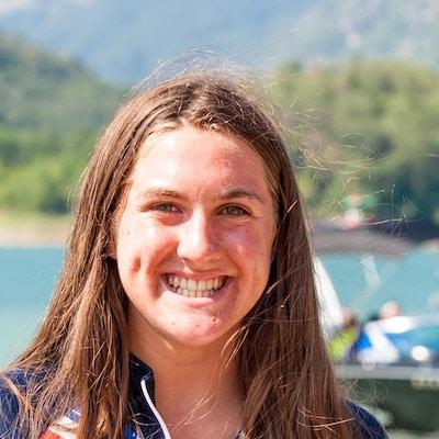 Eliza Riley at the 2020 British Wakeboard Squad - Photo Mark Osmond