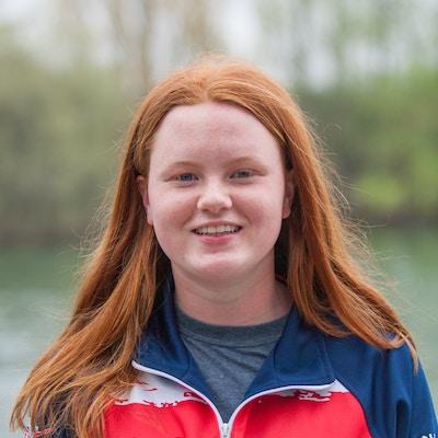 Emily Reid at the 2020 British Wakeboard Squad - Photo Mark Osmond