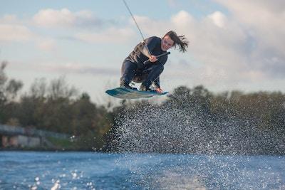 Melissa Lock, 2021 British Wakeboard Squad - Photo Mark Osmond