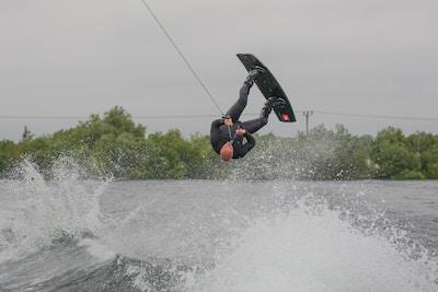 Mark Goldsmith at the 2021 Malibu Practice CWSC - Photo Mark Osmond