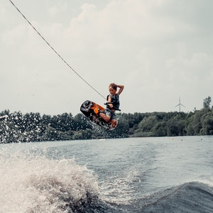 Ollie Phillips at the 2021 Mastercraft Practice SYBSC - Dan Bullock Two Seven Media