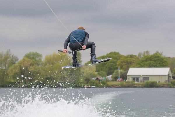 Scott O'Keefe 2/5 at the 2021 Test Practice Isis