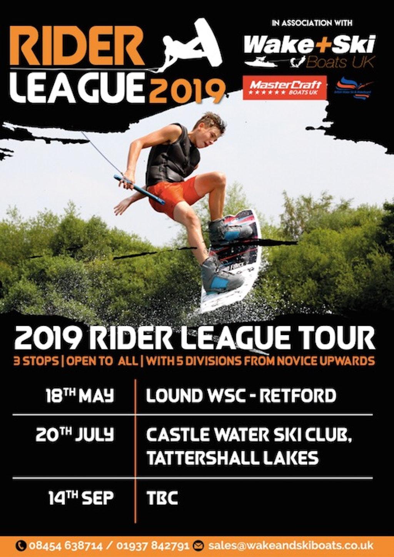 2019 Rider League Stop 1