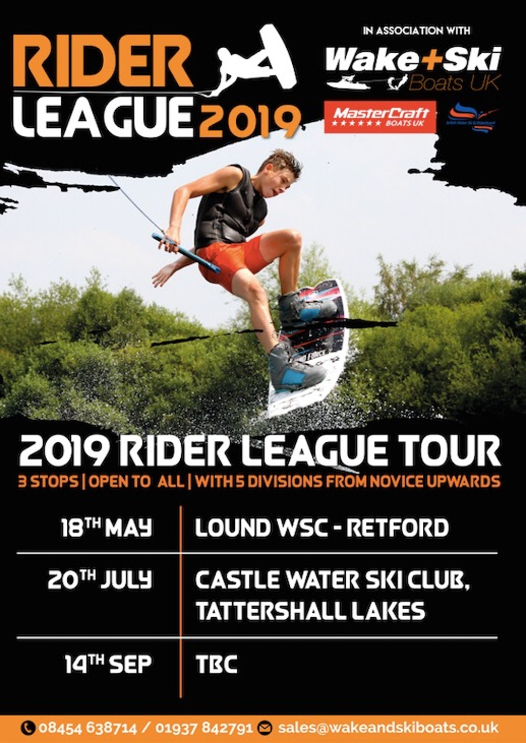 2019 Rider League Stop 3 - Calmwater Bay, Knaresborough