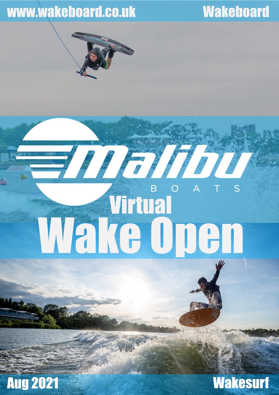 2021 Malibu Virtual Wake Open