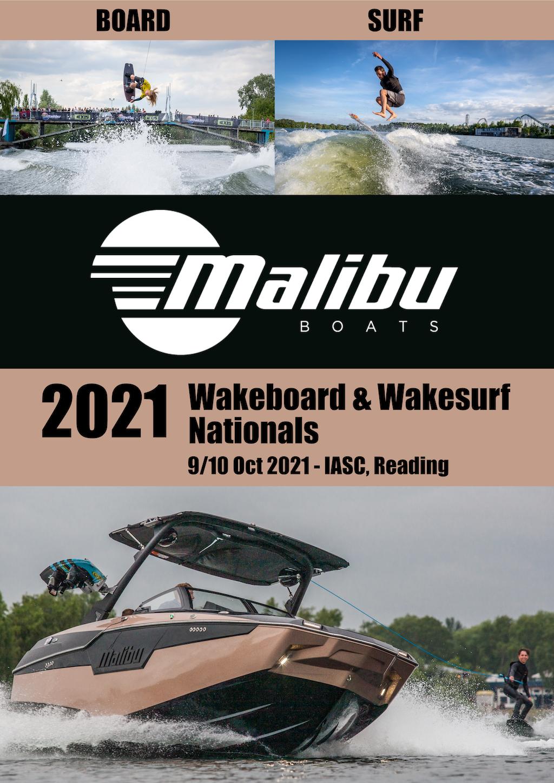 2021 Malibu Boats Wakeboard and Wakesurf Nationals